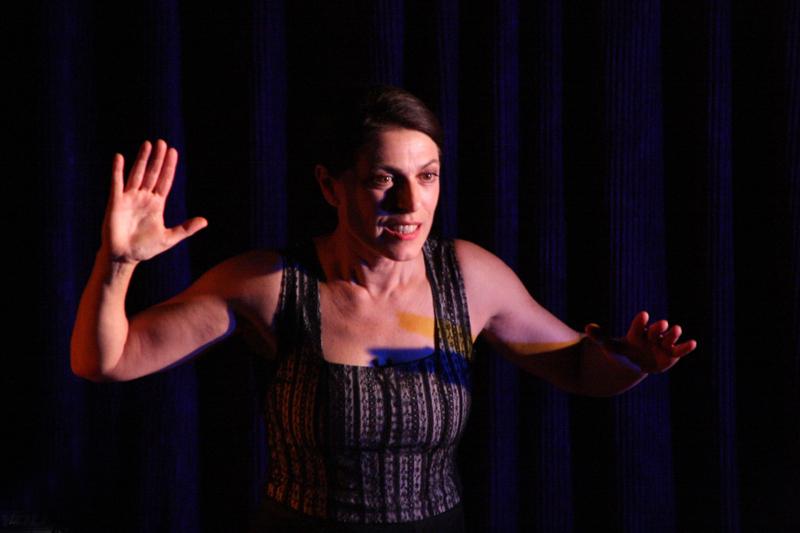 Caterina. Una strega nel cinquecento - interprete Lucia Schierano