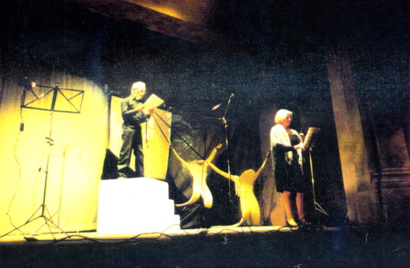 Le streghe di Daria Martelli, Lettura interpretativa, I Rabdomanti
