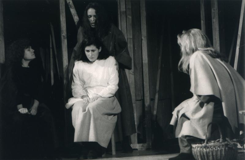 Le streghe di Daria Martelli messa in scena a cura di Teatro Orazero